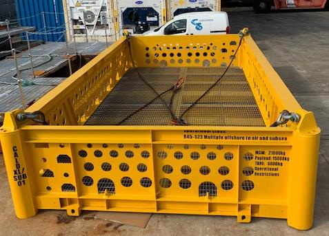 Subsea Basket CALD XL SUB 01 - Pic 1