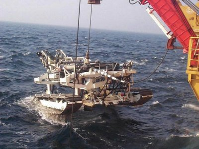 Repairs & maintenance to ROVs & equipment