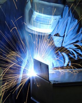 On site welding service